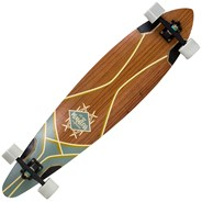 ML7500 Core Pintail Complete Longboard