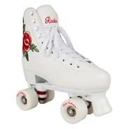 Rosa Quad Roller Skates - White/Multi