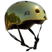 Lifer Helmet - Gold Mirror