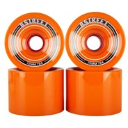 Fly Longboard 72mm Wheels - Orange