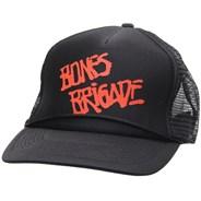 Bones Brigade Trucker Cap - Black