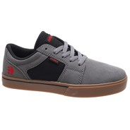 Barge LS Kids Grey/Black/Gum Shoe