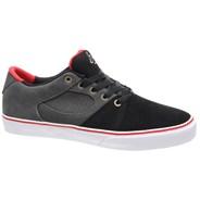 Square Three Black/Charcoal Shoe