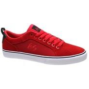 Aura Vulc Red Shoe