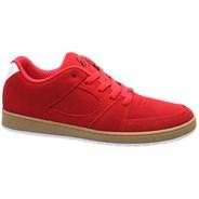 Accel Slim Red/Gum Shoe