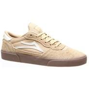 Cambridge Tan/Cream Suede Shoe