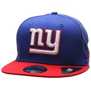 Contrast Team 9FIFTY Snapback - New York Giants
