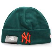 Winter Utility Micro Fleece Knit Beanie - NY Yankees