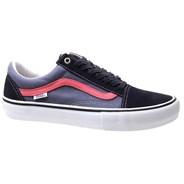 Vans Old Skool Pro Sky Captain/Pink Shoe V00ZD4UHR