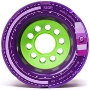 Harfang Kegel Longboard Wheels - Purple