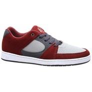 Accel Slim Red/Grey Shoe