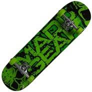 Pro Series Krunch Green Complete Skateboard