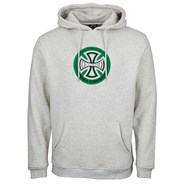 Hollow Cross Hoody - Athletic Heather