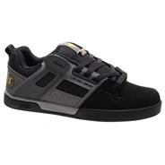 Comanche 2.0+ Black/Grey Nubuck Shoe
