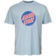 Classic Dot S/S T-Shirt - Sky
