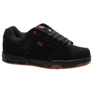Enduro Heir Black/Red/Gum Nubuck Shoe