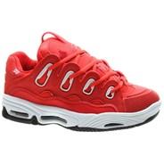 D3 2001 Red/White/Black Shoe