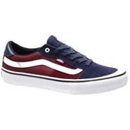 Vans Style 112 Pro Dress Blues/Port Royale Shoe VN0A347XKF11M