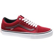 Vans Old Skool Pro Rumba Red/True White Shoe VN0A45JCVG4