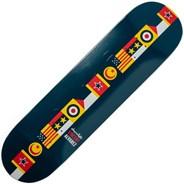 Vincent Alvarez Battle Lines 8inch Skateboard Deck