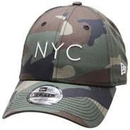 NE Essential 9FORTY Cap - Woodland Camo