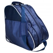 Compartmental Boot Bag - Navy/White