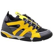 Scheme Grey/Black/Yellow Shoe