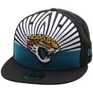 NFL Draft 2019 5950 Fitted Cap - Jacksonville Jaguars