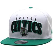 NBA Retro Pack Team Wordmark 9FIFTY Snapback - Boston Celtics