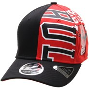 NBA Retro Pack Pre Curved 9FIFTY Snapback - Chicago Bulls