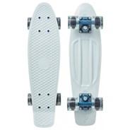 Complete 22inch OG Plastic Skateboard - Ice