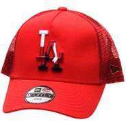Kids Camo Infill Trucker Cap - LA Dodgers