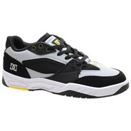 Maswell Black/Grey/Yellow Shoe