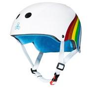 Sweatsaver Helmet - Rainbow Sparkle