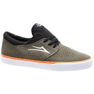 Fremont Vulc Olive Suede Shoe