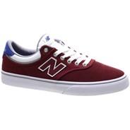 New Balance Numeric 255 Burgundy/Royal Shoe