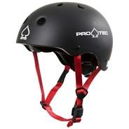 JR Classic Fit Certified Helmet - Matte Black