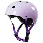 JR Classic Fit Certified Helmet - Gloss Purple