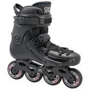 FR3 80 Inline Skates - Black
