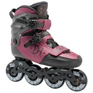 FR Pro Daria Womens Freestyle Inline Skates - Purple