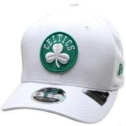 Stretch Snap White 950 Snapback Cap - Boston Celtics