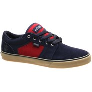 Barge LS Navy/Red/Gum Shoe