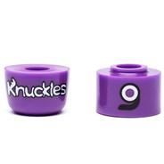 Knuckles Double Barrel Truck Bushings - Purple