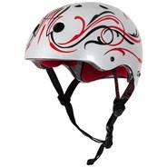 The Classic Cert Helmet - Caballero Pin Stripe