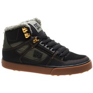 Pure High Top WC WNT Black/Olive Shoe