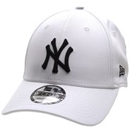 MLB League Essential 9FORTY Cap - NY Yankees White/Black