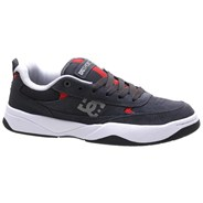 Penza Grey/Grey/Red Shoe