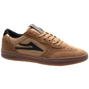 Atlantic Tan Suede Shoe