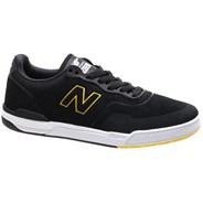 New Balance Numeric 913 Westgate Black/Yellow Shoe