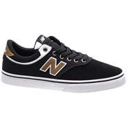 New Balance Numeric 255 Black/Brown Shoe